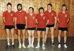 von links:Mathias Klaus, Udo Reichelt, Heinz-Werner Wilmes, Siegfried Gottwald,Uwe Bartsch,Thomas Hense