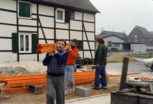 Berenbrocker Sportverein 004-Bau Mehrzweckhalle
