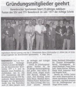 BSV-25 Jahre-2002-Ehrung Jubilare